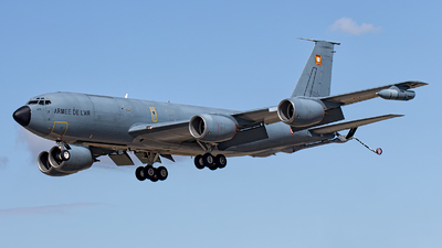472 - Boeing C-135FR Stratotanker - France - Air Force