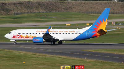 A picture of GDRTA - Boeing 73785P - Jet2 - © Owen Ceney (bhx_flights)