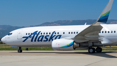 N531AS - Boeing 737-890 - Alaska Airlines