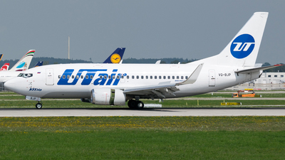 VQ-BJP - Boeing 737-524 - UTair Aviation