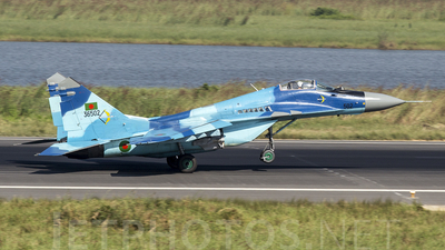 36502 - Mikoyan-Gurevich MiG-29SE Fulcrum C - Bangladesh - Air Force