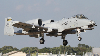 80-0177 - Fairchild A-10C Thunderbolt II - United States - US Air Force (USAF)