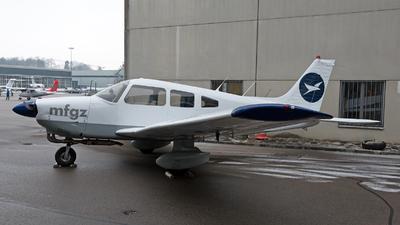 HB-PIV - Piper PA-28-181 Archer II - Motorfluggruppe Zürich