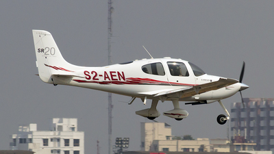 S2-AEN - Cirrus SR20-G3 - Youngone