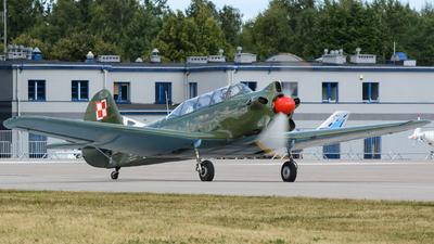 SP-YYY - Yakovlev Yak-18 - Private