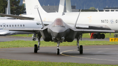 MM7360 - Lockheed Martin F-35A Lightning II - Italy - Air Force