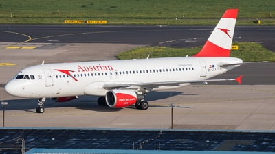 A picture of OELXA - Airbus A320216 - Austrian Airlines - © Oliver Sänger