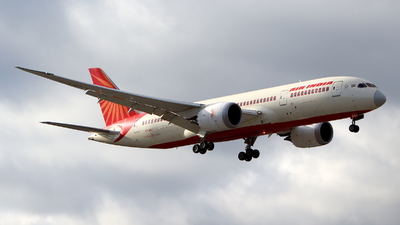 VT-ANJ - Boeing 787-8 Dreamliner - Air India