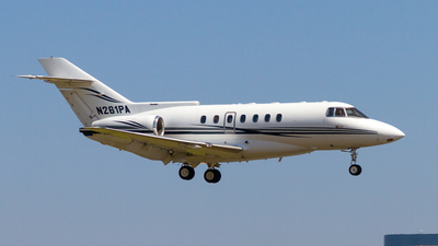 N261PA - Raytheon Hawker 800XP - Private