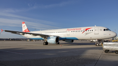 OE-LBE - Airbus A321-211 - Austrian Airlines (Tyrolean Airways)