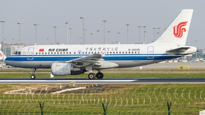 B-6035 - Airbus A319-115 - Air China