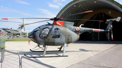 MM81270 - Breda Nardi NH-500E - Italy - Air Force