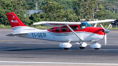 TI-GER - Cessna U206G Stationair - Aerocaribe