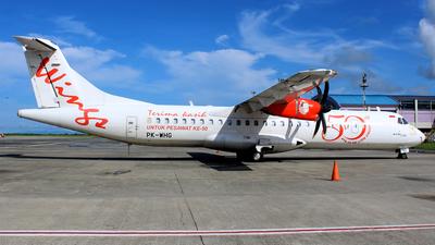 A picture of PKWHG - ATR 72600 - Wings Air - © uno purnomo