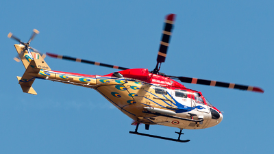 ZD4045 - Hindustan Aeronautics ALH Dhruv - India - Air Force