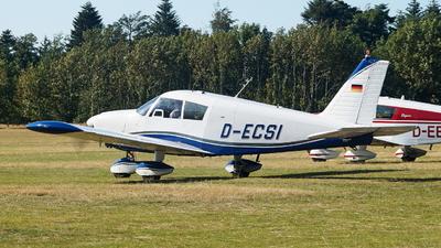 D-ECSI - Piper PA-28-180 Cherokee C - Private