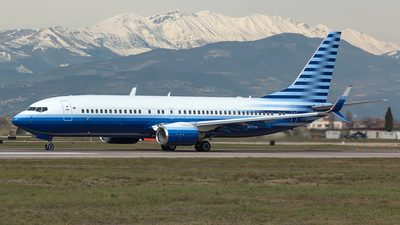 N737M - Boeing 737-8EQ(BBJ2) - Private