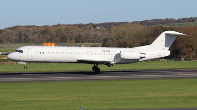 CS-TPD - Fokker 100 - Untitled