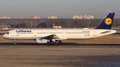 D-AIDJ - Airbus A321-231 - Lufthansa