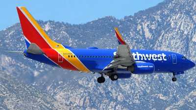 A picture of N404WN - Boeing 7377H4 - Southwest Airlines - © Jason Whitebird