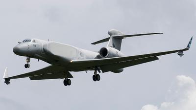 018 - Gulfstream G550AEW - Singapore - Air Force