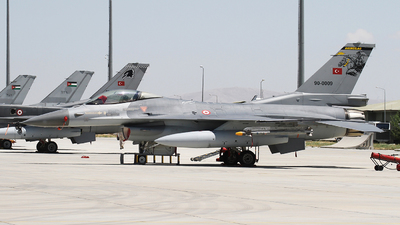 90-0009 - Lockheed Martin F-16C Fighting Falcon - Turkey - Air Force