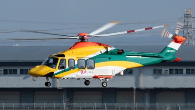 JA08DX - Agusta-Westland AW-139 - Aero Asahi