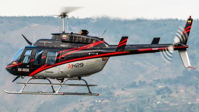 HK-4936 - Bell 206L-3 LongRanger III - Hangar 29
