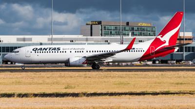 VH-VYA - Boeing 737-838 - Qantas