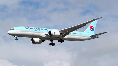 HL7209 - Boeing 787-9 Dreamliner - Korean Air