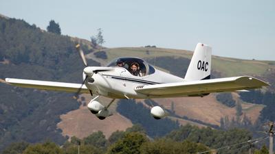 ZK-OAC - Vans RV-12 - Otago Aero Club