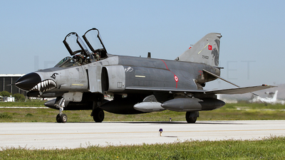 73-1021 - McDonnell Douglas F-4E Terminator 2020 - Turkey - Air Force