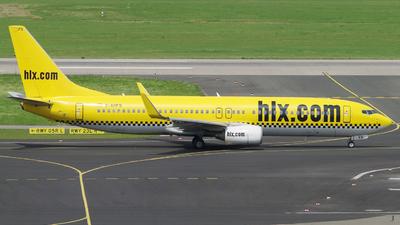 D-AHFS - Boeing 737-8K5 - Hapag-Lloyd Express