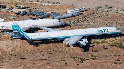 N603AL - Douglas DC-8-73(F) - Air Transport International (ATI)