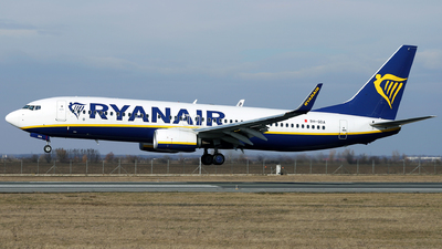 9H-QDA - Boeing 737-8AS - Ryanair (Malta Air)