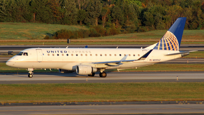 N89342 - Embraer 170-200LR - United Express (Mesa Airlines)