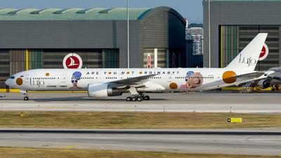VQ-BTK - Boeing 777-3ZGER - Azur Air