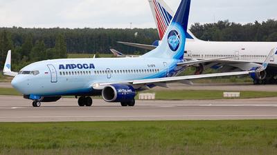 EI-GFR - Boeing 737-7CT - Alrosa-Avia