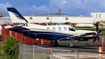 N850AX  - Socata TBM-850 - Private
