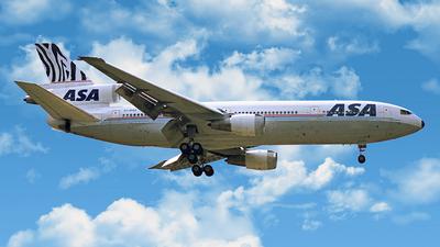 5Y-MBA - McDonnell Douglas DC-10-30 - African Safari Airways (ASA)