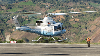 RP-1898 - Bell 412EP - Philippines - Air Force