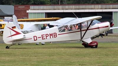 D-EPMB - Piper PA-18-150 Super Cub - Private