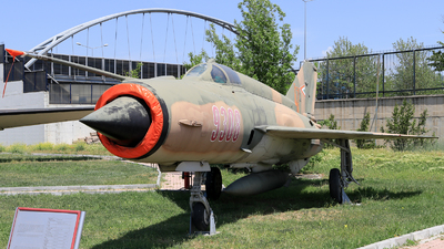 9308 - Mikoyan-Gurevich MiG-21MF Fishbed J - Hungary - Air Force