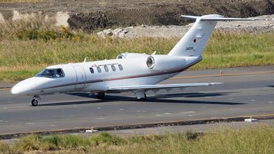 JA011G - Cessna 525 Citation CJ4 - Japan - Civil Aviation Bureau
