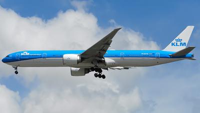A picture of PHBVO - Boeing 777306(ER) - KLM - © Mohamed Rizwan