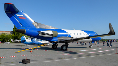 87216 - Yakovlev Yak-40 - SibNIA Airlines