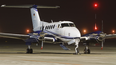 D-IDAH - Beechcraft B200GT Super King Air - Private