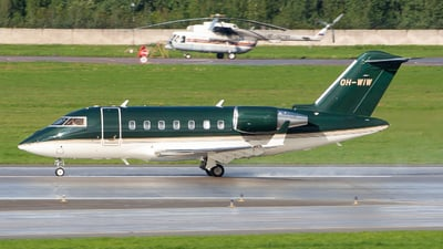 OH-WIW - Bombardier CL-600-2B16 Challenger 650 - Jetflite