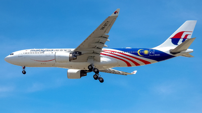 A picture of 9MMTY - Airbus A330223 - Malaysia Airlines - © Shan Eusebio - Philippine Aviators