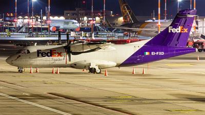 EI-FXD - ATR 42-300(F) - FedEx Feeder (ASL Airlines)